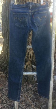 LEE Super Stretch Adjustable Waist Jeans Size 10 Blue