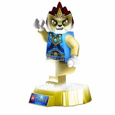 Lego Legends Of Chima Laval Torch And Night Light