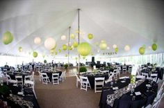 black-and-white-wedding-decor-photos.jpg (590×392)
