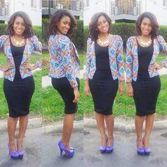 WOW modern african fashion really are eye-catching Image# 1151 African Fashion Designers, African Print Fashion, African Fashion Dresses, African Prints, African Outfits, Africa Fashion, African Attire, African Wear, African Dress