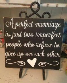 Divorce should not be an option ;)