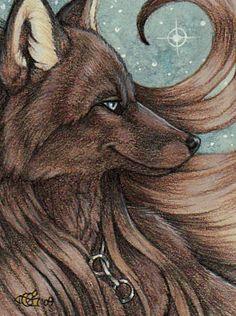 Aguara Badge by Goldenwolf on DeviantArt