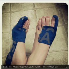 KT Tape Pro USA edition for bunions
