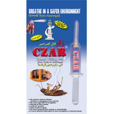 cockroach killer gel syringe get rid of cockroaches ants with czar ...