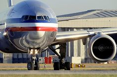 Boeing 777 American Airlines
