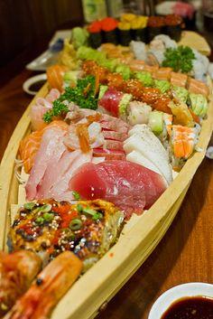 Hello Sushi Boat