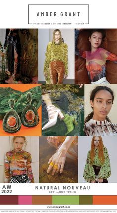 Summer Fashion Trends, Spring Fashion, Trend Board, Fashion Forecasting, Denim Trends, Winter Trends, Fashion Colours, Color Trends, Autumn Winter Fashion