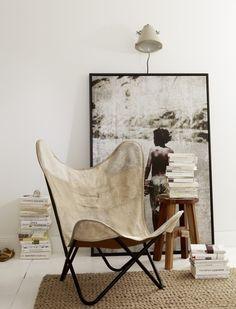 Es muss nicht immer ein Sessel sein. #corner #furniture #home #homestory #interior #decoration #accessoires #cozy
