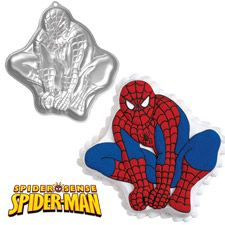 Spider Sense Spider-Man™ Cake Pan - Wilton