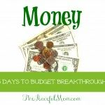 How To Budget (what we do)