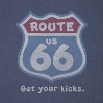 #lifeisgood#dowhatyoulike  Route 66 - love to travel!