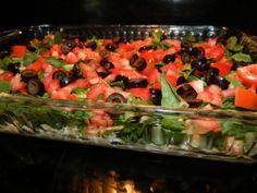 "Layered Greek Salad - ""A Salad For Each Week"" #23"