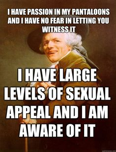 haha Joseph Ducreux