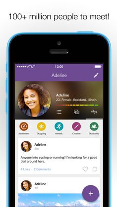 MeetMe - Go Live, Chat