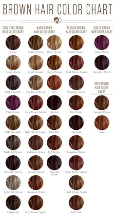 Adore Hair Color Chart Colorful Hair Pinterest Hair Dyed Hair
