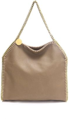 The Falabella Medium Reversible Faux Brushed-leather Tote - Blush Stella McCartney NZ27xD