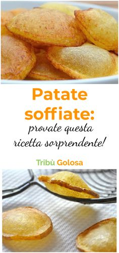 #patatesoffiate : provate questa RICETTA SORPRENDENTE!  #tribugolosa #gourmettribe #golosiditalia #cucina #cucinaitaliana #cucinare #italianrecipes #food #italianfood #foodstyling #yummy #foodlover #ricette #recipe #homemade #delicious #ricettefacili #patate Wine Recipes, Cooking Recipes, Food For A Crowd, Food Cravings, Soul Food, Cooking Time, Street Food, Food Dishes, Appetizer Recipes