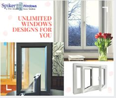 Spiker windows offer different verities of windows and doors which suits better to your home.