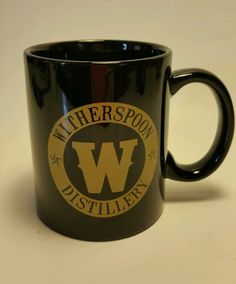 Liquid logic Witherspoon distillery coffee cup mug in Collectibles, Decorative Collectibles, Mugs, Cups | eBay