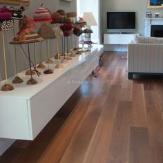 European Walnut Flooring