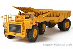ANNOUNCEMENT! Caterpillar 776 with RD160 Dumper [CCM 1:48]