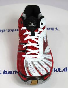Die neuen Mizuno Damen Handballschuhe Wave Stealth 2 - the new Mizuno Women handball shoes Wave Stealth 2
