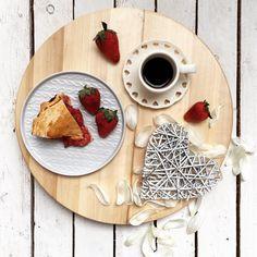 Strawberry pie by italia_puglisi . . . https://www.bufetout.ru/catering/kofe-breik/menu-cofe-breik-zakaz/ - Кейтеринг Тим - Google+
