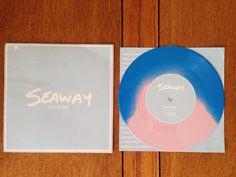 "Seaway ""All In My Head"" Baby Pink / Cyan Blue /700"