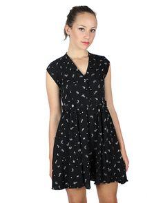 Something Else Paisley Dress