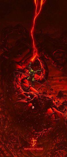 Doom Demons, Doom 2016, Doom Game, Slayer Meme, Halloween Wallpaper Iphone, Wolfenstein, Graphic Artwork, Metroid, Video Game Characters
