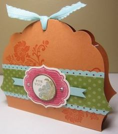 Too Cool Stamping - Framelit Treat Pouch