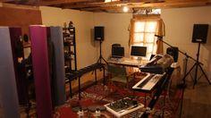 Gotye Home Studio