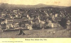Johnson City, Tennessee  1908