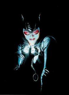 Catwoman - Alex Ross