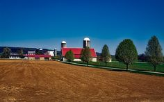 Farm, Amish, Pennsylvania