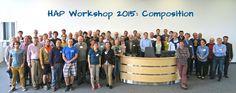 HAP Workshop 2015: Composition Scientists, Collaboration, Physics, Composition, Workshop, Student, Album, Wedding Ring, Atelier