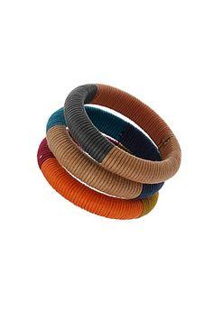 Love bangles...