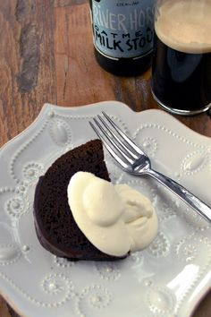 Chocolate Stout Cake Recipe   GiadaWeekly.com