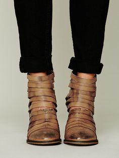 free people-hybrid heel bootie - Altitude Designer Clothing Store - Jackson Hole Wyoming