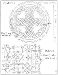 """""""Сокровища византийского орнамента"""" – 45 фотографий   ВКонтакте Byzantine Mosaics, Celtic, Diy And Crafts, Miniatures, Carving, Crosses, Creative, Patterns, Art"""