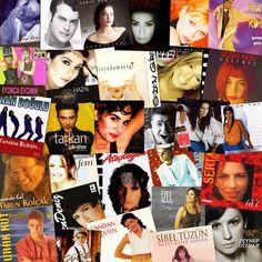 Türkçe Pop 90'larda bi' başkaydı!