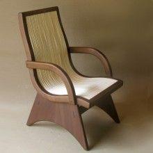 Muebles de sala :: Productos :: formasdeluz.com Chair Design Wooden, Wooden Sofa Set, Wooden Furniture, Furniture Design, Diy Chair, Industrial Design, Home Art, Armchair, Beds