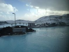 Just chilling out at the Blue Lagoon. A truly unique experience. Highly recommended. - @jeremynicholds