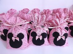 Cupcakes Mickey, Minnie Mouse Cookies, Minnie Mouse Birthday Decorations, Minnie Mouse First Birthday, Minnie Mouse Pink, Fiesta Mickey Mouse, Theme Mickey, Mini E, Baby Party