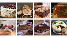 Ti julekaker du kan prøve til jul – NRK Mat – Oppskrifter og inspirasjon Nigella, Biscotti, Cake Pops, Muffin, Thanksgiving, Dessert, Baking, Breakfast, Food