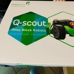 Q-Scout by @robobloq_official Robobloq. Timelapse Build of Q-Scout. Very nice and easy but sturdy build. Find the latest News on robots drones AI robotic toys and gadgets at robots-blog.com. If you want to see your product featured on our Blog Instagram Facebook Twitter or our other sites contact us. #robots #robot #omgrobots #roboter #robotic #mycollection #collector #robotsblog #collection #botsofinstagram #bot #robotics #robotik #gadget #gadgets #toy #toys #drone #robotsofinstagram #insta Drones, Gadgets, Toy, Facebook, Education, News, Twitter, Collection, Instagram