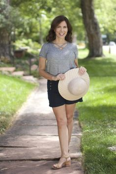 GIVEAWAY REMINDER If you haven't entered to win your own Fall top from COIN1804 already, hop on over to Instagram for details or comment here. Just a few more days left to enter! Here is another knit top from this same American-made brand. This one... Love Clothing, American Made, Panama Hat, Giveaway, My Favorite Things, Knitting, My Style, Fall, Top