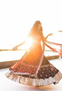 Magical Indian Destination Wedding in the Caribbean