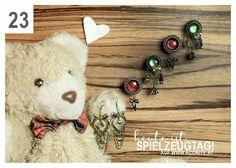 Advent, Teddy Bear, Toys, Animals, Jewelry, Clearance Toys, Activity Toys, Animales, Jewlery