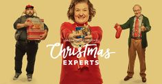 A salute to all the masters of re-gifting, the last-minute gift wizards and the repetitive gift gurus. It's time to break the tradition. Even you can get expert advice for the perfect gifts this year.